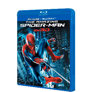 The Amazing Spider-Man + 3D