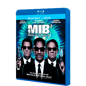 Men In Black III + 3D