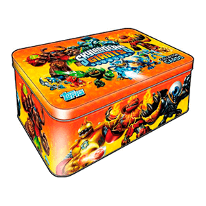 Caja metalica Skylanders Giants