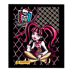 Sobre Cromos Monster High 2013