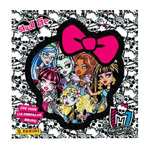 Album Monster High 2013