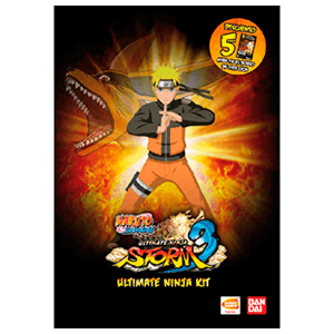 Naruto Storm 3 Ultimate Ninja Kit