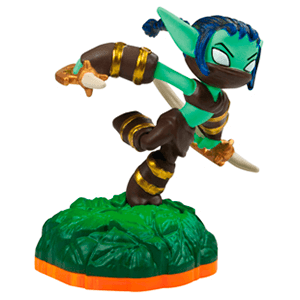Figura Skylanders Giants V2: Stealth Elf