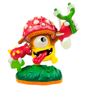 Figura Skylanders Giants V2 Light Core: Shroomboom
