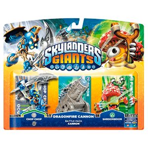 Battle Pack Skylanders Giants Pack 1
