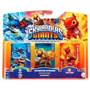 Skylanders Giants Battle Pack: Scorpion Striker