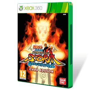 Naruto Shippuden:Ult.N.Storm Gen (Card Edition)