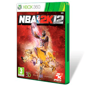 NBA 2K12 - Magic Johnson