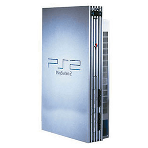 Playstation 2 Silver