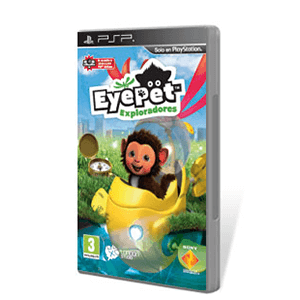 Eye Pet Exploradores