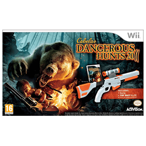 Cabela's Dangerous Hunts 2011 + Rifle