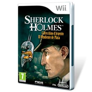Sherlock Holmes: El Pendiente de Plata