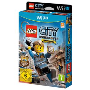Lego City Undercover + Figura Edicion Limitada