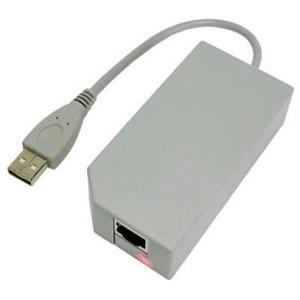 Adaptador Ethernet Nintendo WIIU