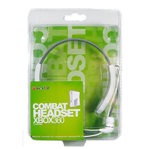 Auricular Combat Headset Woxter