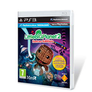 Little Big Planet 2 Extras Edition