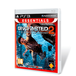 Uncharted 2: El Reino de los Ladrones Essentials