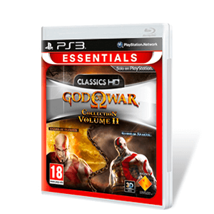 God of War Collection Vol. 2 Essentials