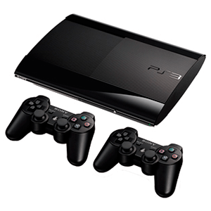 Playstation 3 Slim 12Gb + Controller