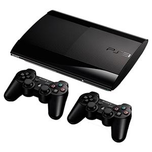 Playstation 3 Slim 12Gb + Controller