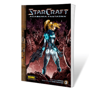 Starcraft: Academia Fantasma (Vol. 3)