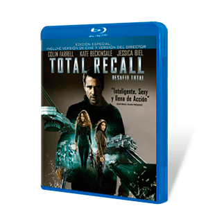 Total Recall: Desafio Total (1 disco)
