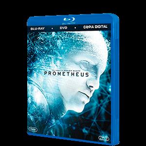 Prometheus Bluray + DVD + Copia Digital