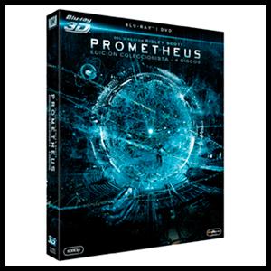 Prometheus (Combo) + 3D + 2D