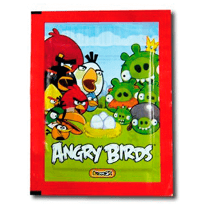 Sobre Stickers Angry Birds