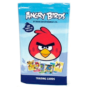 Sobre Trading Cards Angry Birds