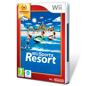Wii Sports Resort Nintendo Selects