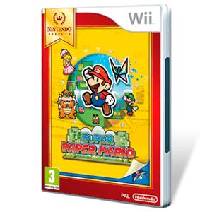 Super Paper Mario Nintendo Selects
