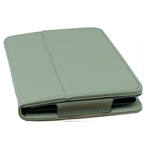 Funda Polipiel Tablet Unusual Vortex Pocket Gris