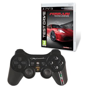 Gamepad Lamborghini + Test Drive Ferrari
