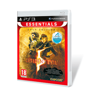 Resident Evil 5 Gold Essentials