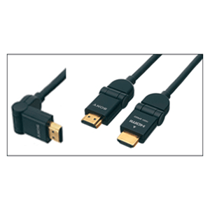 Cable HDMI 2m Sony Conector Rotatorio