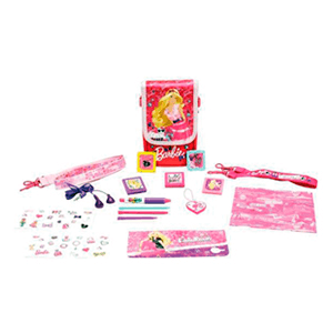 Kit Accesorios 16 en 1 Barbie 3DS/3DSXL