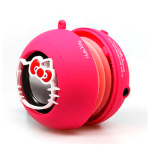 Altavoz Portátil X-Mini II Hello Kitty Rosa