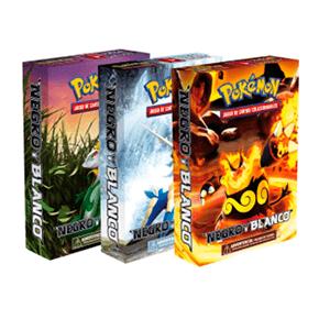 Baraja Pokemon N&B Tormenta Plasma 60 cartas