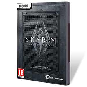 The Elder Scrolls V: Skyrim Legendary Edition Edicion Limitada