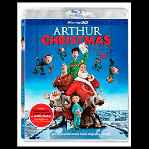 Arthur Christmas: Operacion Regalo 3D