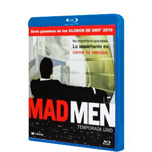 Mad Men T1 BD