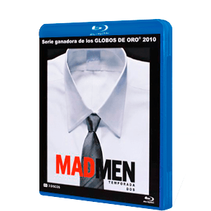 Mad Men T2 BD