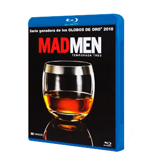 Mad Men T3 BD