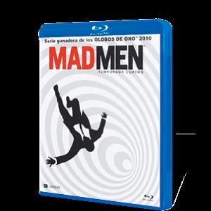 Mad Men T4 BD