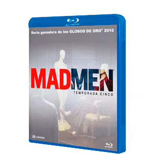 Mad Men T5 BD