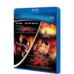 Pack XXX + XXX 2: Estado De Emergencia