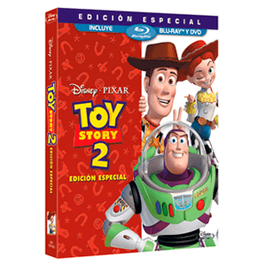 Toy Story 2 Edicion Especial Bluray + DVD