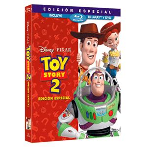 Toy Story 2 Edicion Especial Bluray + DVD