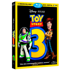 Toy Story 3 (Combo)